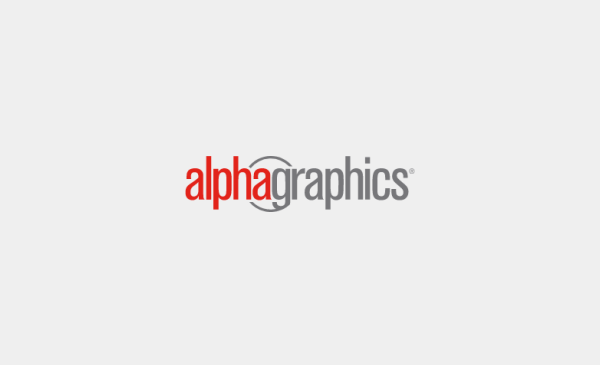AlphaGraphics Banner