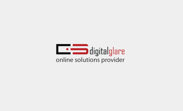 Digital Glare banner