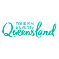 Tourism & Events Queensland logo