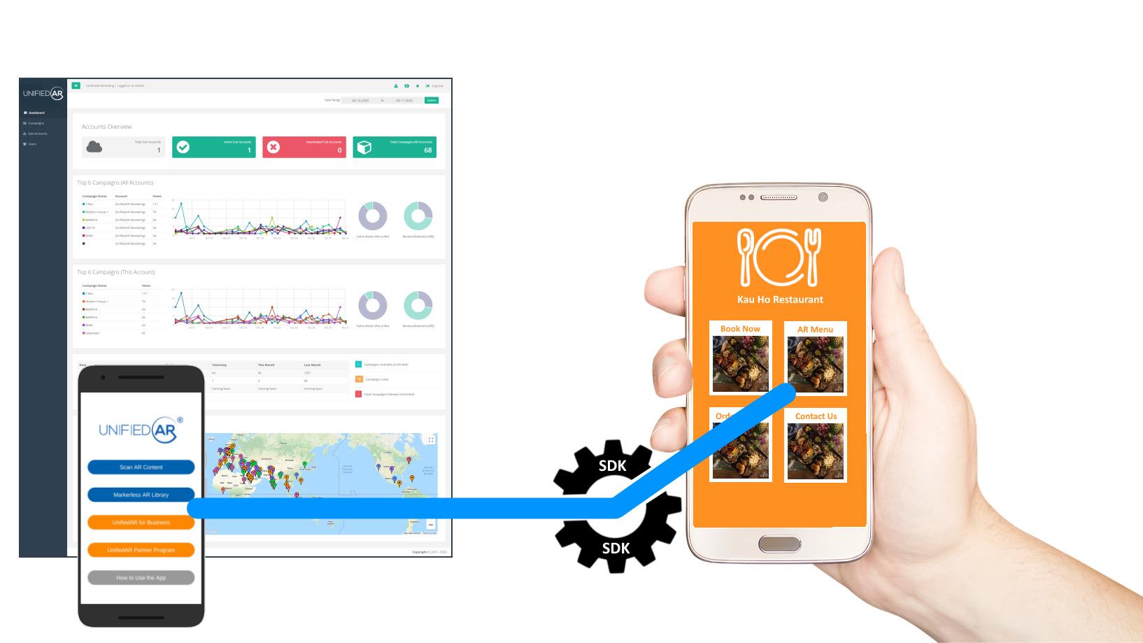 Augmented Reality SDK